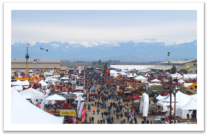 2019 World Ag Expo. Photo taken by World Ag Expo