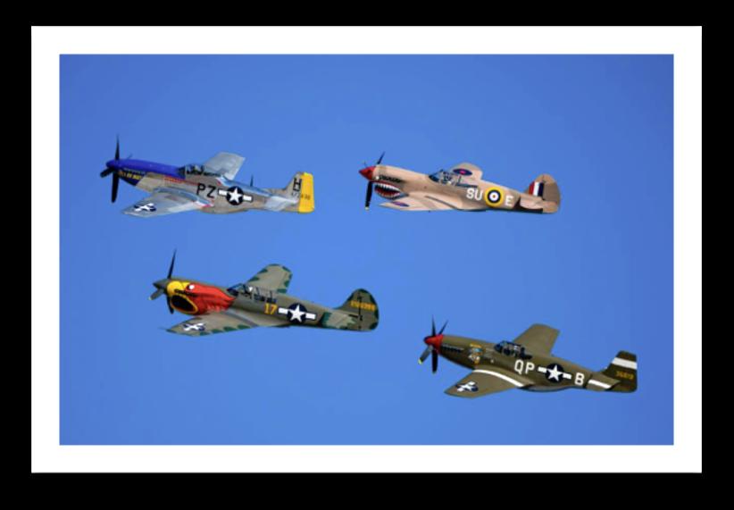 Moses Lake Air Show Headliners